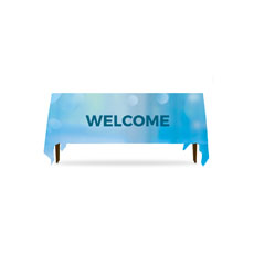 Shimmer Welcome Table Throw