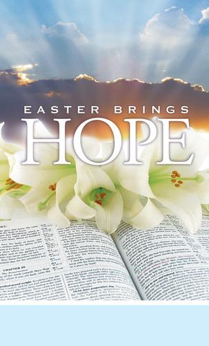 Easter Brings Hope Banner Church Banners Outreach
