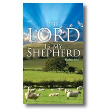 Lord My Shepherd Banner