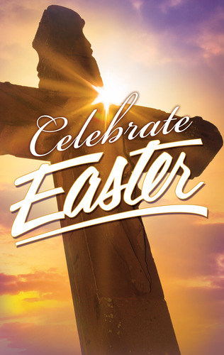 easter celebrate banner - church banners