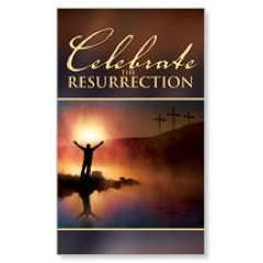 Celebrate Resurrection Banner