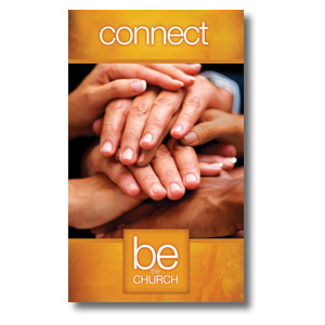 Be the Church Connect 3 x 5 Vinyl Banner