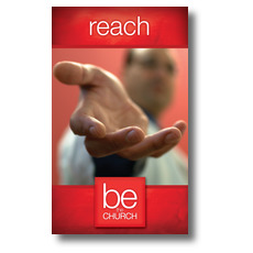 Be The Church Reach Banner