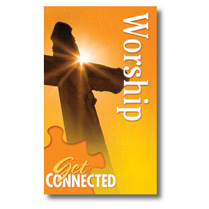 Youre Connected Worship 3 x 5 Vinyl Banner