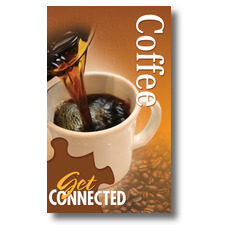 You're Connected Coffee