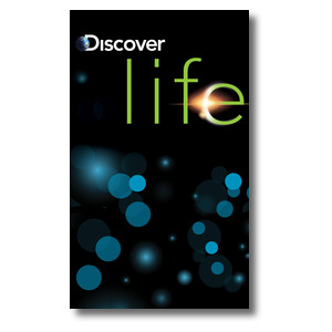 Discover Life 3 x 5 Vinyl Banner