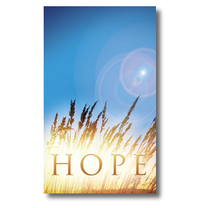 Hope for Tomorrow 3 x 5 Vinyl Banner