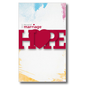 Art of Marriage HOPE Banners