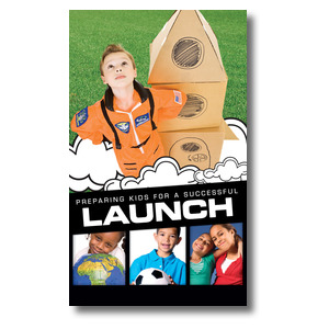 Rocket Launch Banners