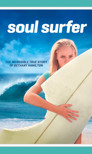 Church Banner Soul Surfer Movie Event 3 X 5 Outreach