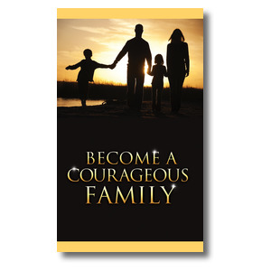 Courageous Family Banners