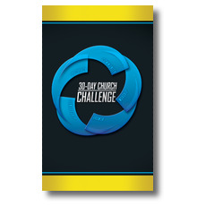 30-Day Church Challenge Banner
