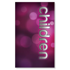Sparkle Children Banner