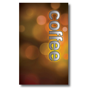 Sparkle Coffee Banners