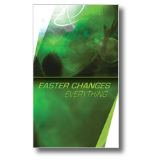 Easter Changes Banner