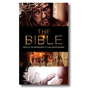 The Bible 30-Day Experience Banners