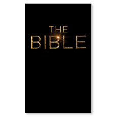The Bible Logo Banner