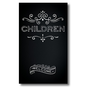 Chalk Children Banners