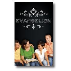 Chalk Evangelism Banner