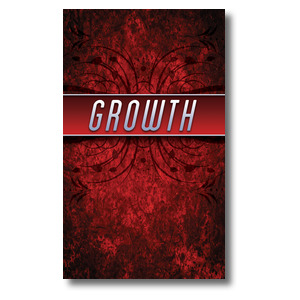 You Belong Growth 3 x 5 Vinyl Banner