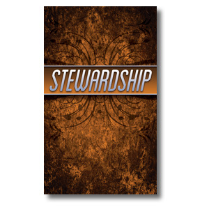 You Belong Stewardship 3 x 5 Vinyl Banner