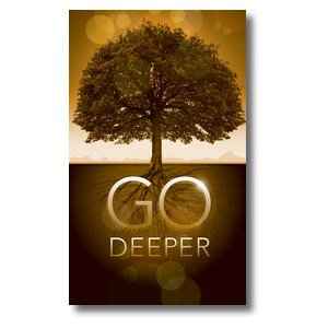 Fall Deeper Roots Banners