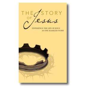 The Story of Jesus 3 x 5 Vinyl Banner