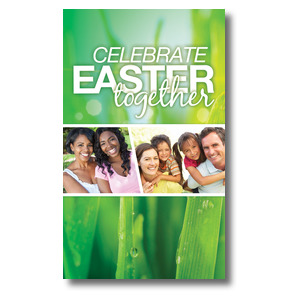 Easter Together 3 x 5 Vinyl Banner