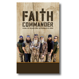 Faith Commander Banners