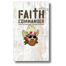 Faith Commander Kids