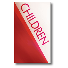 Color Rays Children Banner