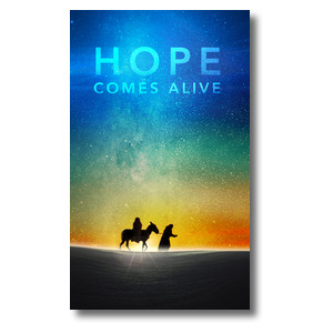 Hope Comes Alive Banners