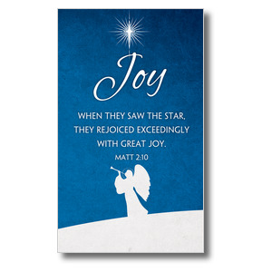 Advent Joy 3 x 5 Vinyl Banner