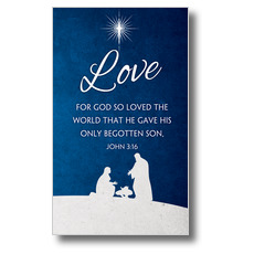 Advent Love Banner