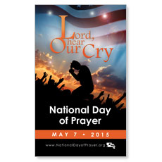 National Day of Prayer 2015 Banner