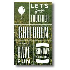 Phrases Children Banner
