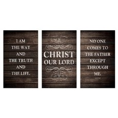 Rustic Charm Triptych Banner
