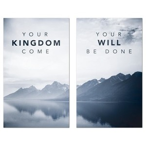 Your Kingdom  3 x 5 Vinyl Banner