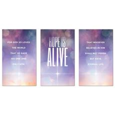 Hope Is Alive Triptych