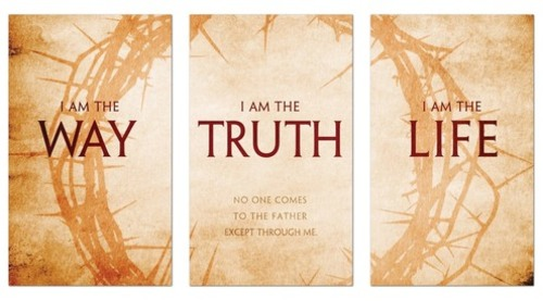 I Am The Way Banner Church Banners Outreach Marketing