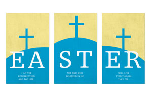 Easter Hill  Banners