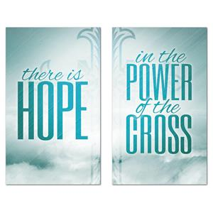 Power Of The Cross Banners