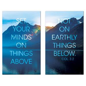 Set Your Mind  Banners