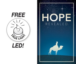 Hope Revealed Camel Banners