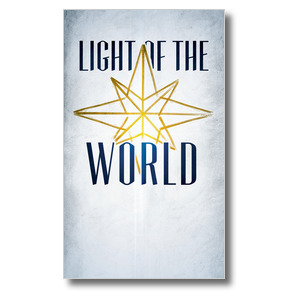 Light of the World Star M Banners