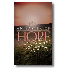 Easter Hope Daisy Banner