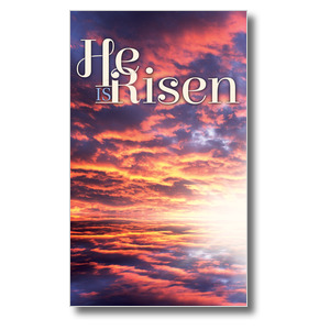 Risen Indeed L Banners