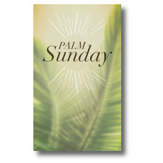 Traditions Palm Sunday
