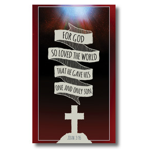 Hand Drawn Ribbon Good Friday Banners