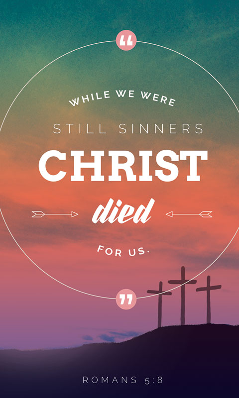 Banners, Easter, Christ Died For Us, 3 x 5